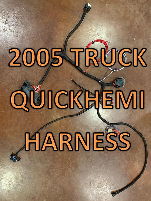 2005 Truck QuickHemi Harness