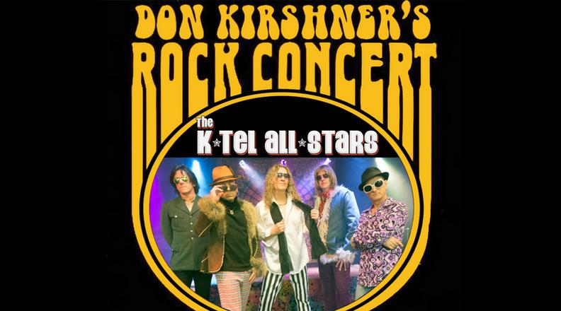 The K-Tel All-Stars