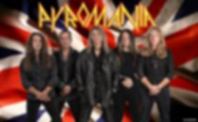 PYROMANIA - The #1 Def Leppard tribute b