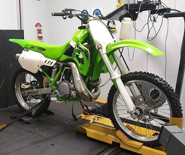 Immaculate KX500 spent some time in our