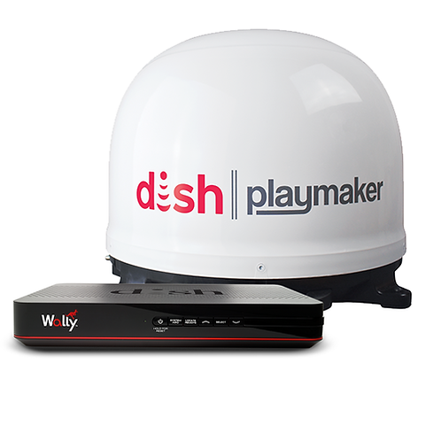 DISH Playmaker Bundle With Wally