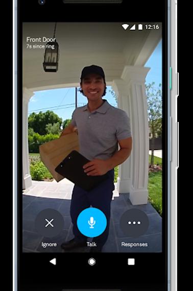 Nest Hello Doorbell -- $229