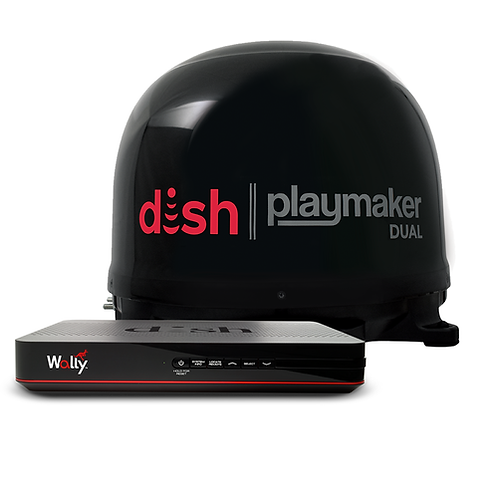 DISH Playmaker Dual Bundle With Wally