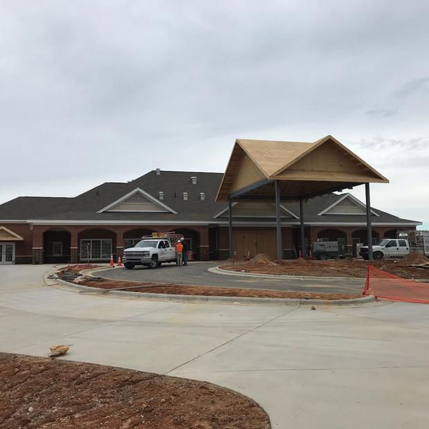 River Landing Golf Course Club House