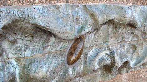 Poudre River Mural     Detail