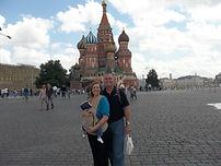 Ronnie and Shana Russia.JPG