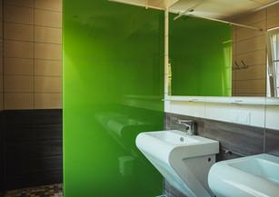 moderne Waschräume