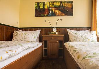 Campinghütte für 2 Personen