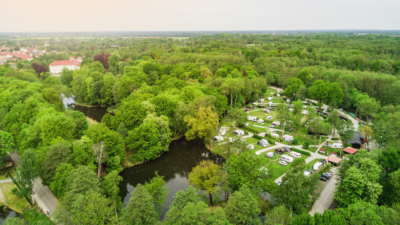 Campingplatz Schlosspark