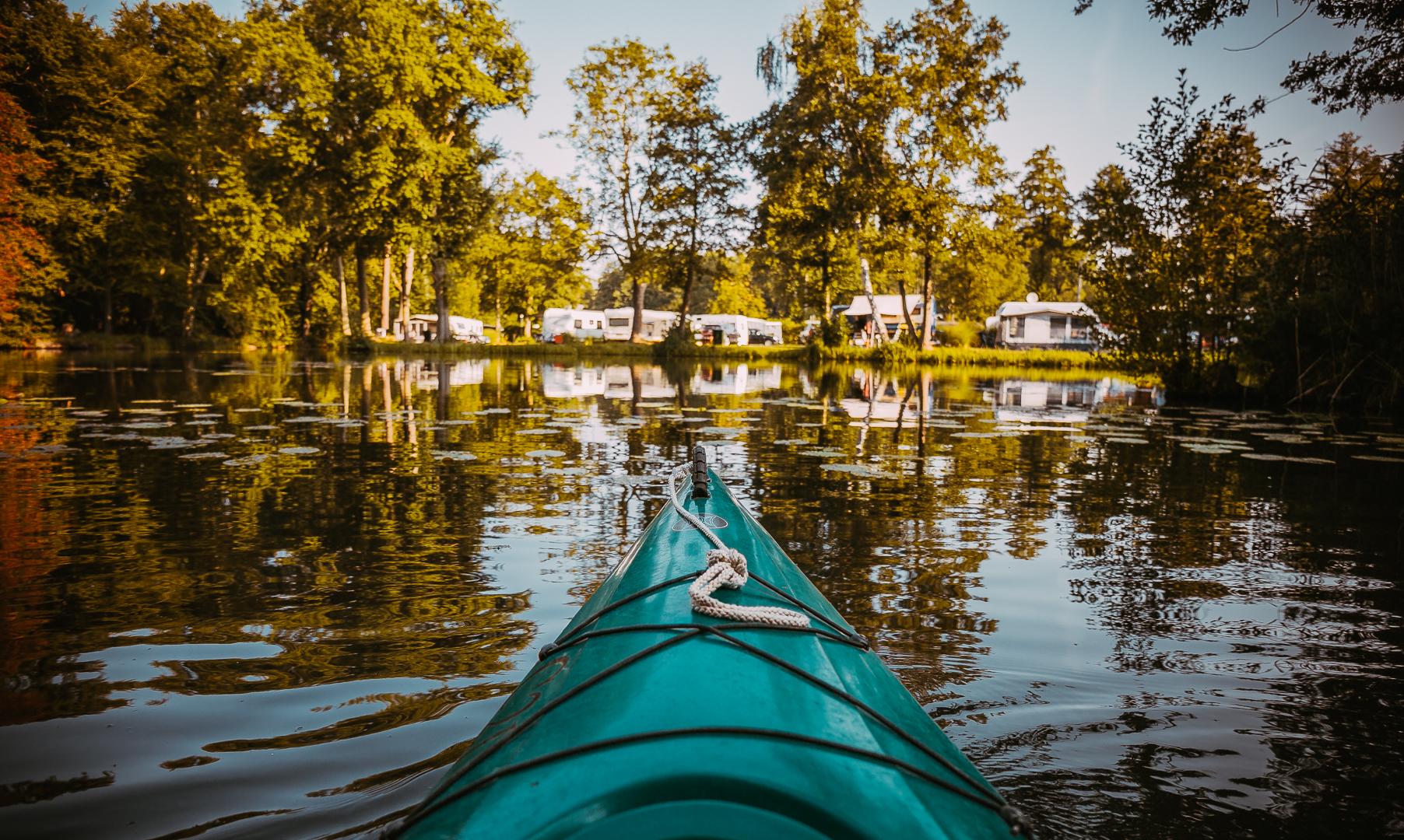 """Camping """"Am Schlosspark"""""""