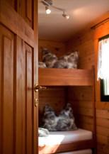 Schlafraum 2 mit Etagenbett