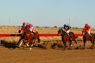 Stamford Country Races, Western Queensland