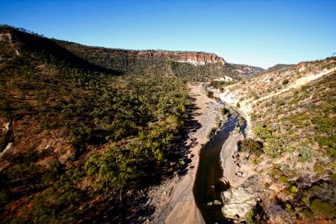 Porcupine Gorge NP, Flinders region, Qld
