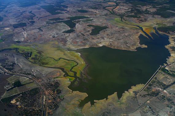 Dam Aerial