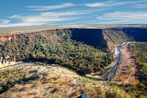 Porcupine Gorge NP, Flinders region. Qld.