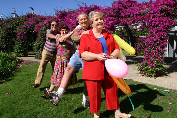 Qld Govt Seniors Week
