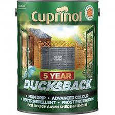 cuprinol, ducksback,