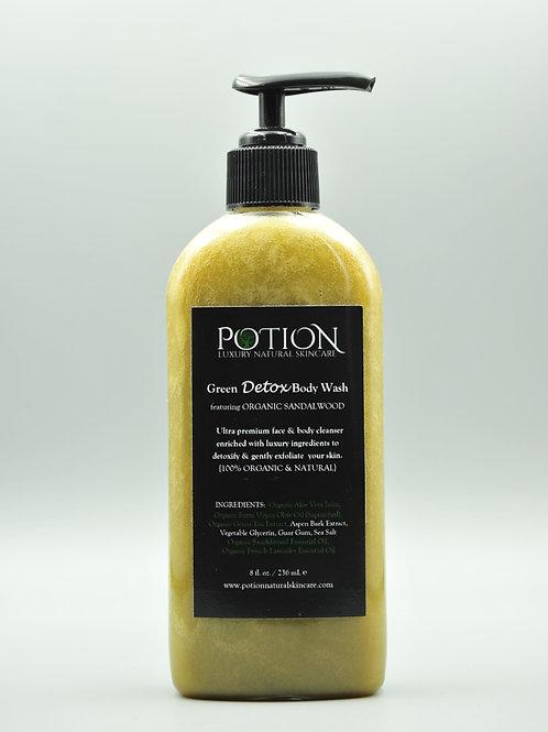 Green Detox Body Wash