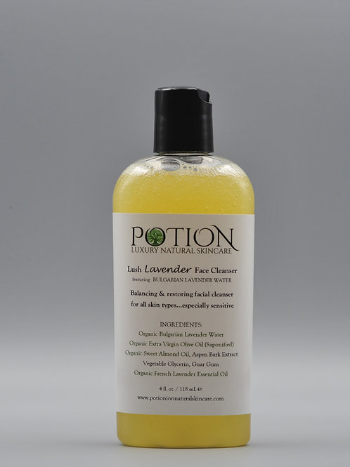 Lush Lavender Cleanser