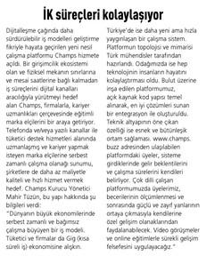 BT Haber Dergisi