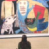 Teambuilding in het Stedelijk Museum