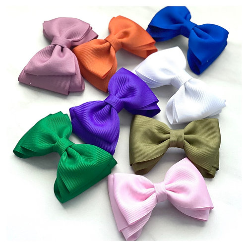 Everyday Bows (2pc)