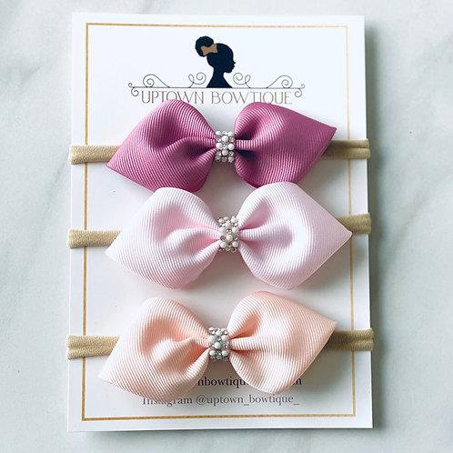 Petals Headband Set
