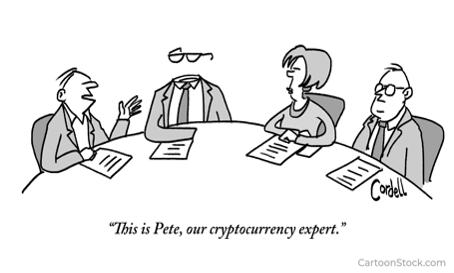 Beware of Crypto Frauds