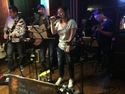 Kirsten's 1st gig