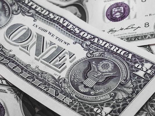 Счета в долларах