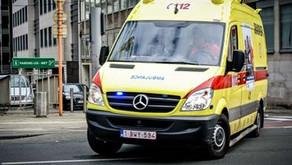 Ziekenwagen 90 keer betrokken bij letselongevallen op vijf jaar tijd