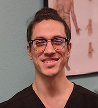 Massage Therapist Jeffrey Osburn LMT