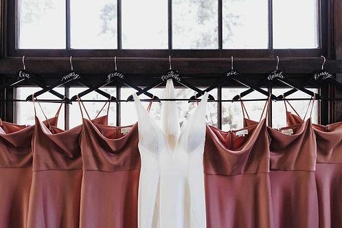 Wedding Day Hangers