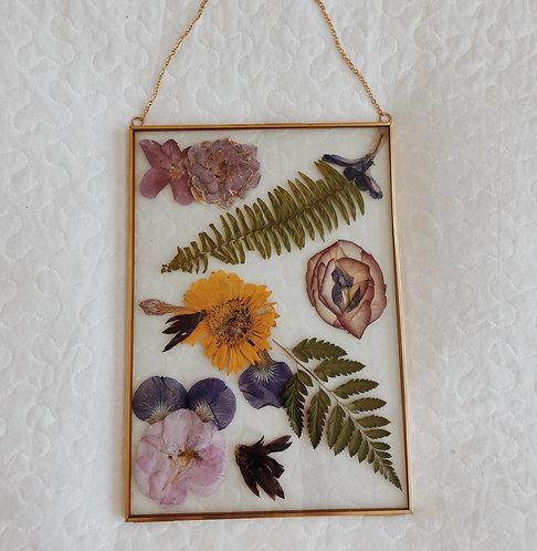 Framed Floral Preservation