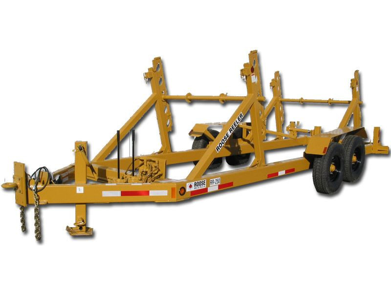 rr-250 two reel self-load trailer - 5,00