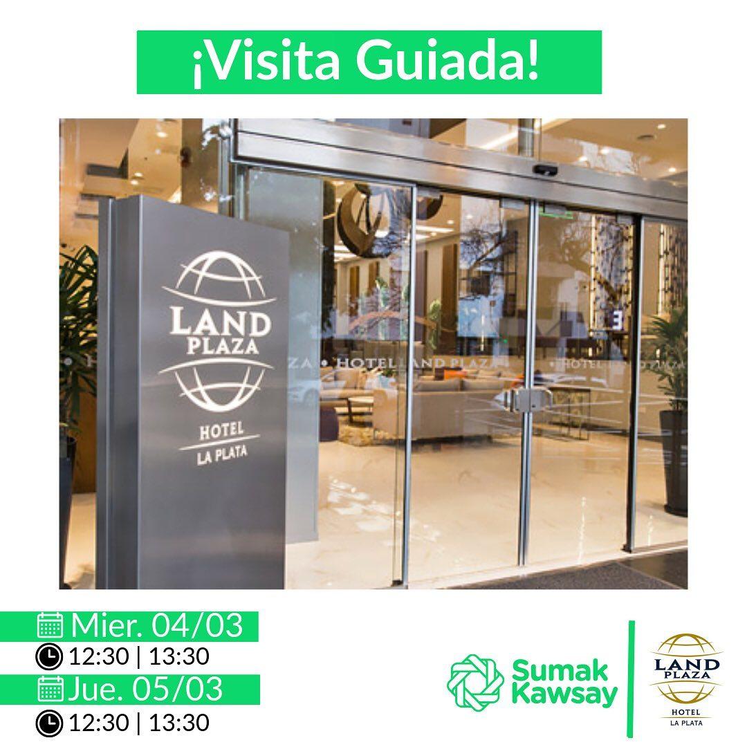 Visita Guiada al Hotel Land Plaza