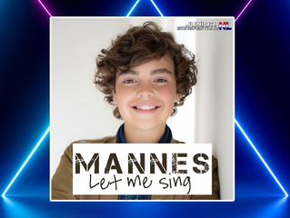 Netherlands   Will We 'Let Him Sing' At JESC 2019?
