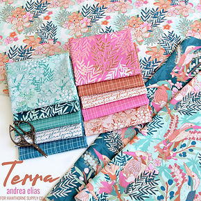 terra fabric from andrea elias for hawth