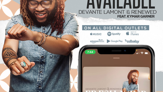Devante Lamont & Renewed Now Available.j