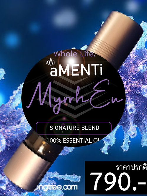 MyrrhEu Signature Essential Oils Blended for Wellness