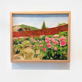 「5月の牡丹畑」