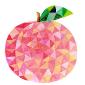 「peach」