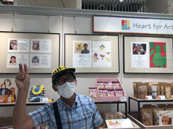 Heart for Art IN 京都大丸