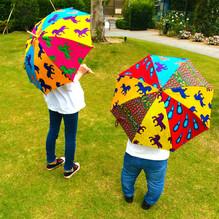 ジャムタン様 日傘