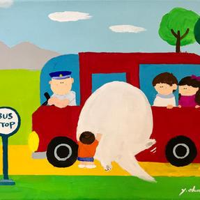 「JOEはバスに乗れない」