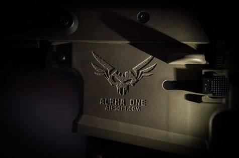 ALPHA ONE MASADA MAGWELL
