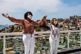 Do alto da favela para toda a cidade: Rio pode ter prefeita e vice pretas