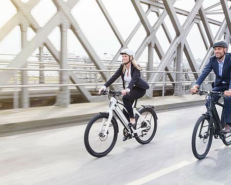 Bike commuting - Lanera bizikletaz