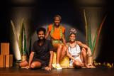 Espetáculo gratuito promove resgate da cultura afro-brasileira