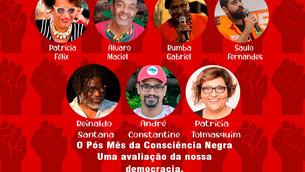 TV Portal Favelas faz análise pós Mês da Consciência Negra, nesta quinta